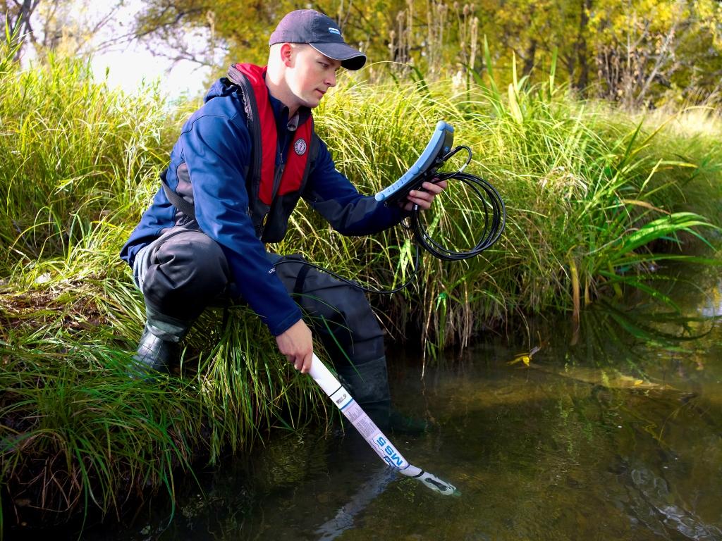 hydrolab ms5 water quality sonde