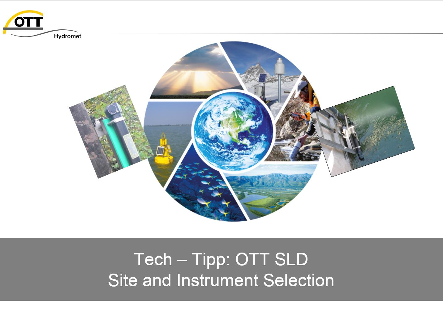 Title_TT_SLD_Site Selection