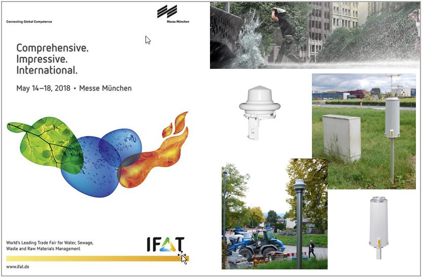 Starkregen-IFAT
