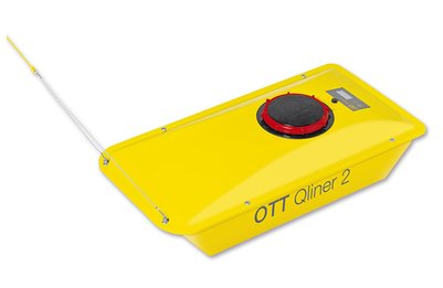 OTT Qliner 2 – Doppler technology for mobile discharge measurements